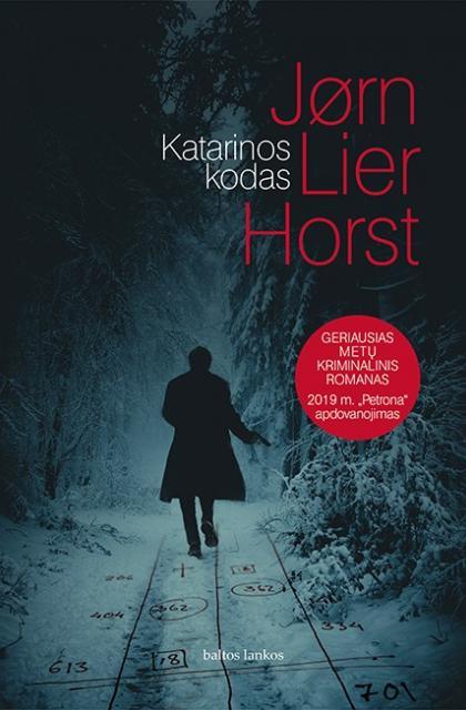 """Jørn Lier Horst """"Katarinos kodas"""""""